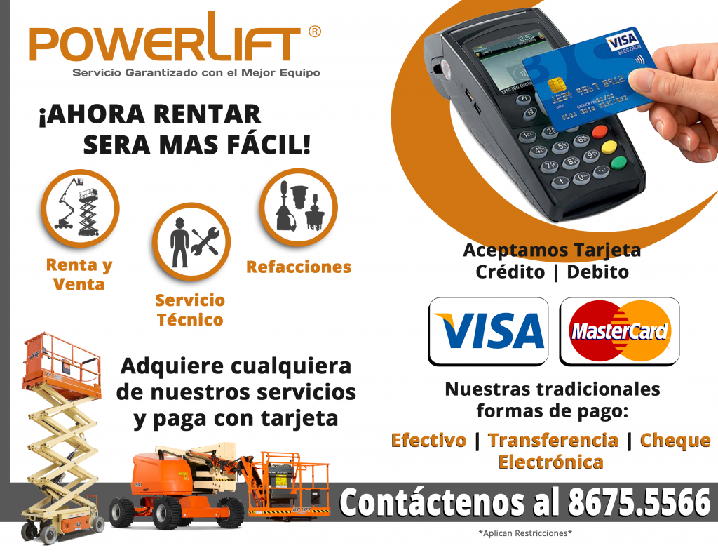 News letter TARJETAS power
